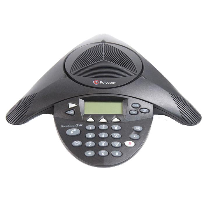 Polycom SoundStation 2w EX Wireless Conference Phone