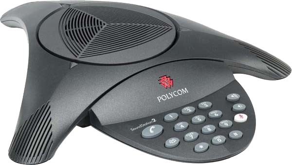 Polycom Soundstation 2 non expandable without display