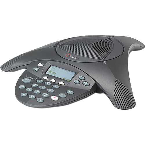 Polycom SoundStation2 Expandable Conference Phone