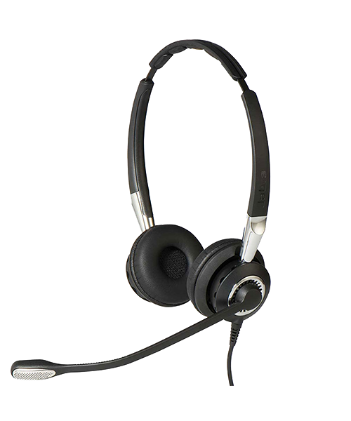 Jabra BIZ™ 2400 II Duo Ultra-Noise-Cancelling