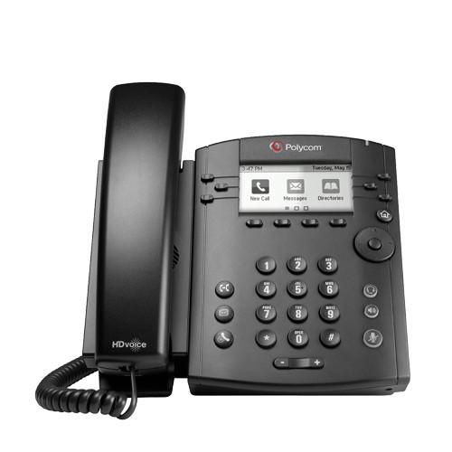 Polycom VVX 301 VoIP Phone