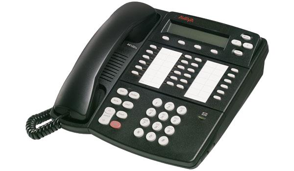 Avaya 4412D+ 12-Button Digital Telephone