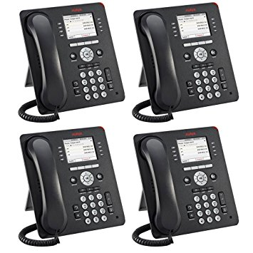 Avaya 9611G IP Phone 4 Pack (700510904)