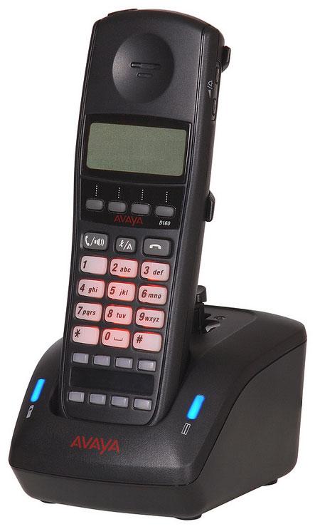 Avaya D160 IP DECT Handset 700503100