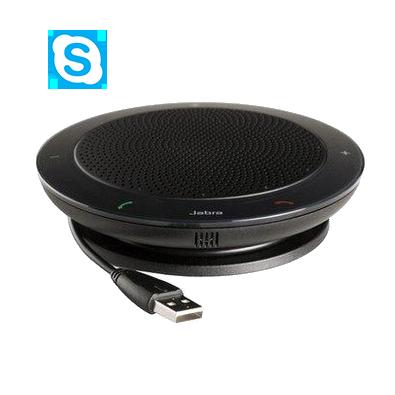 Jabra SPEAK™ 410 MS Speakerphone for UC - Ghekko global distributor