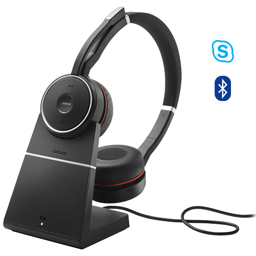 Jabra Evolve 75 MS Stereo (7599-832-199)