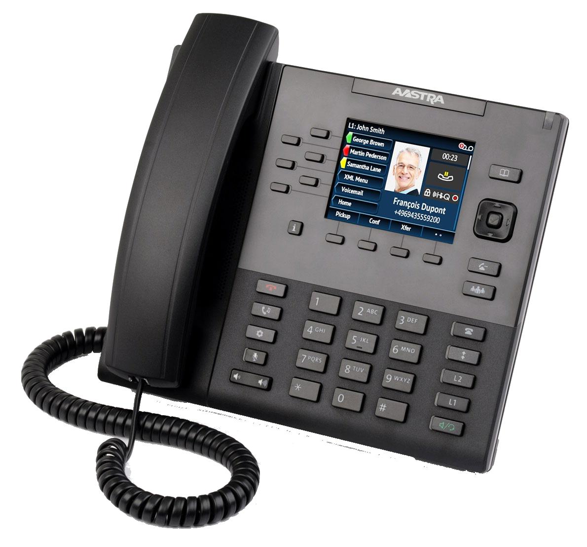 Mitel 6867i Mid Range SIP Phone