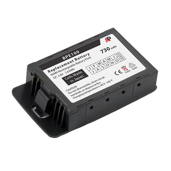 Spectralink Replacement Battery (BPE100-RB-N) - Ghekko accessories