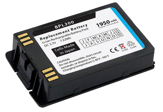 Spectralink BPL300 Super Extended Capacity Replacement Battery