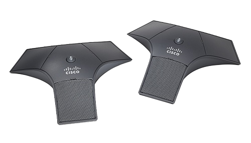 Cisco 7937G IP Microphones Kit x2 (CP-7937-MIC-KIT)