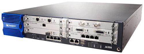 Juniper J-6350-JB Services Router