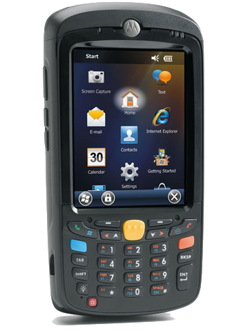 Motorola Zebra MC55A0 Mobile Computer (MC55A0-P40SWQQA9WR-5)