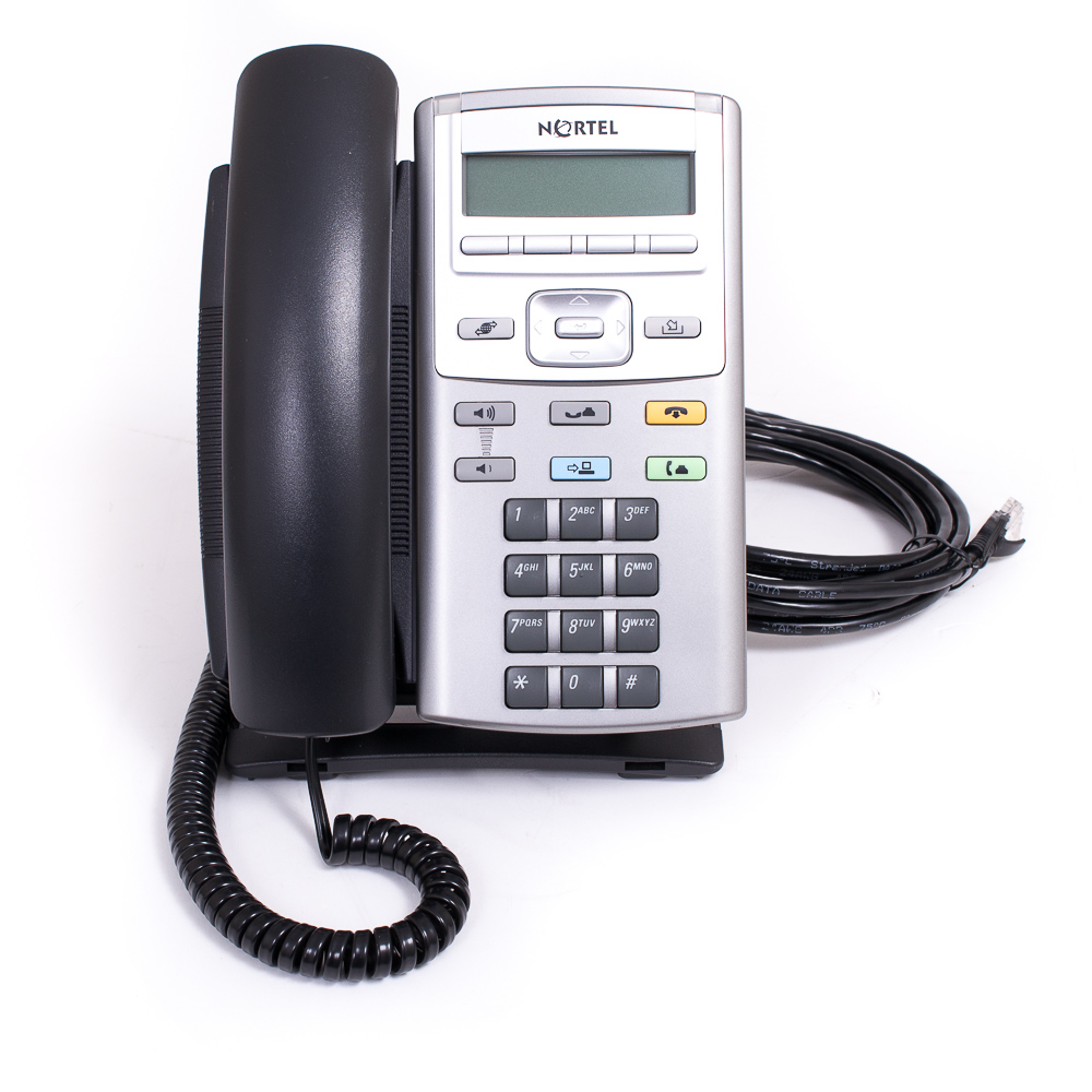 Nortel 1110E IP Phone (NTYS02AAE6)