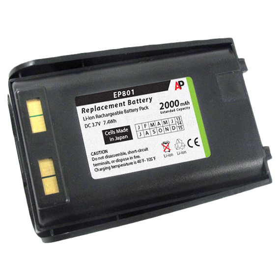 Ghekko Spectralink Extended Battery for Cisco 7925G supplier