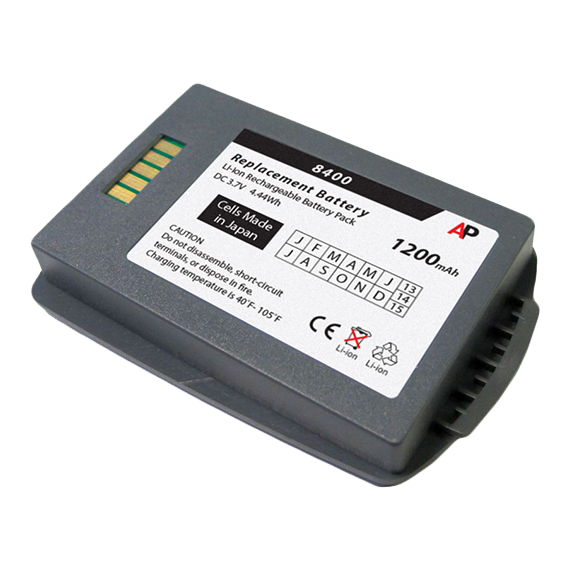 SpectraLink 8400 Phones: Replacement Battery (RB-8400-L)