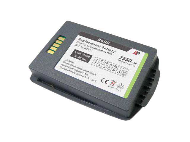 SpectraLink 8400 Phones: Replacement Battery (RB-8400-LE)
