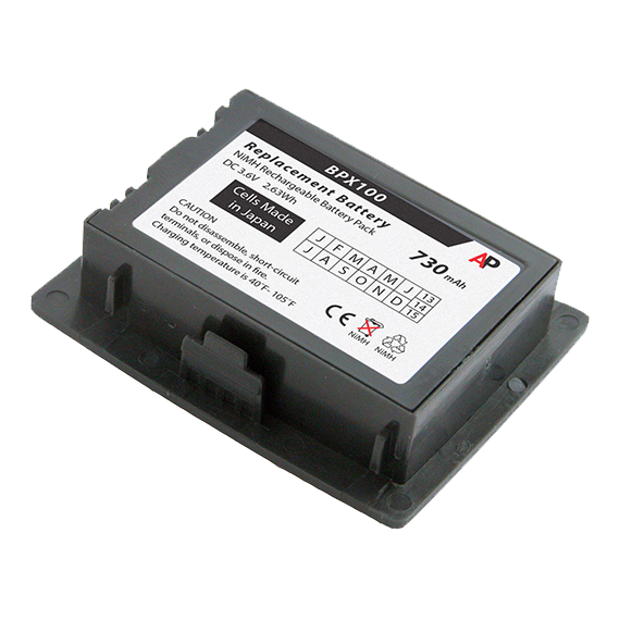 Ghekko - Spectralink BPX100 Extended Battery for i640