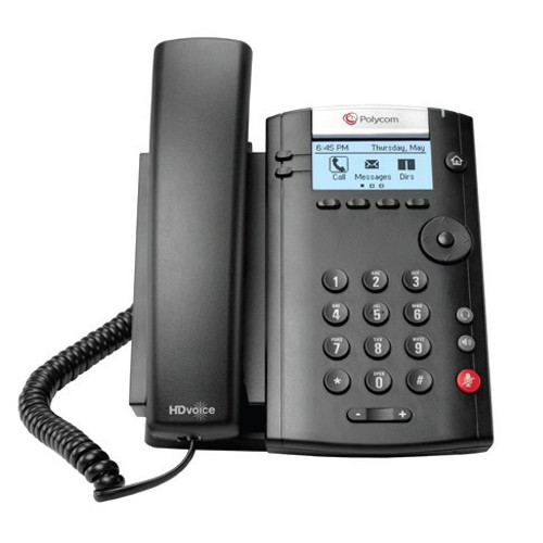 Polycom VVX 201 Business Phone