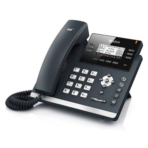 Yealink T41PN SIP Phone with PoE supplier and repair of telecom equipment