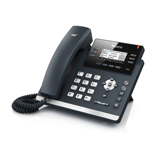 Yealink T42GN IP Phone telecom equipment supplier