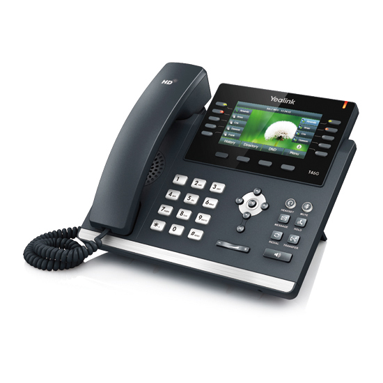 Yealink T46GN IP Phone Colour screen supplier