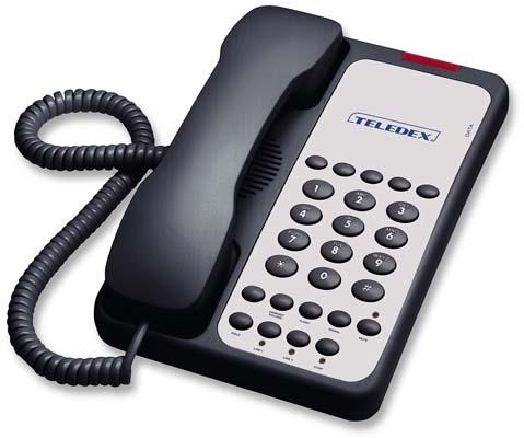 Teledex Opal 2006 Black
