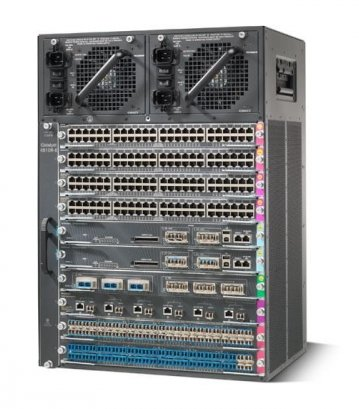 Cisco Catalyst WS-C4510R-E
