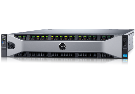 Dell PowerEdge R730XD server