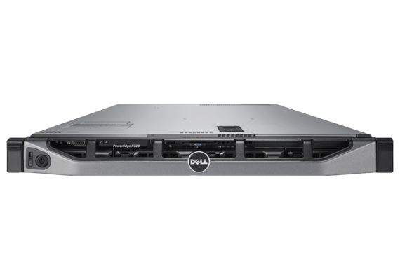 Dell PowerEdge R320 server supplier