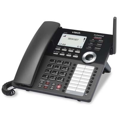VTech VSP608 ErisTerminal SIP Cordless Deskset (VSP608)