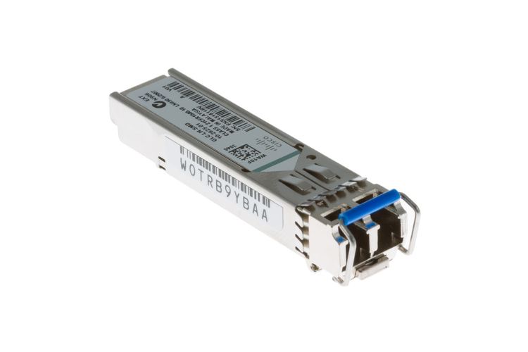 Cisco GLC-LH-SMD SFP transceiver