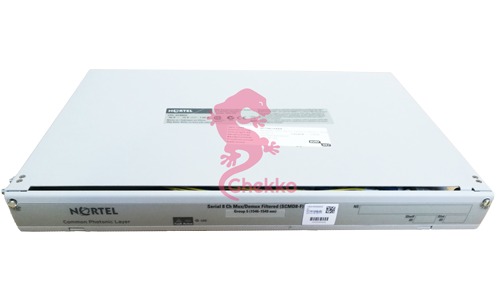 Nortel NTT861AEE5 8 Channel MXR/DMXR CD