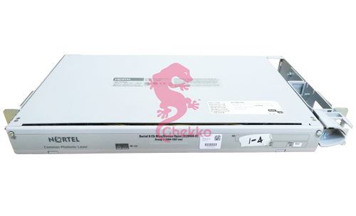 Nortel NTT861AG 8-Channel MUX/DEMUX Card