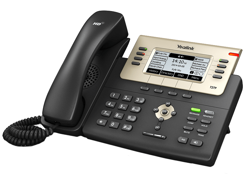 Yealink T27P IP Phone supply telecom equipment