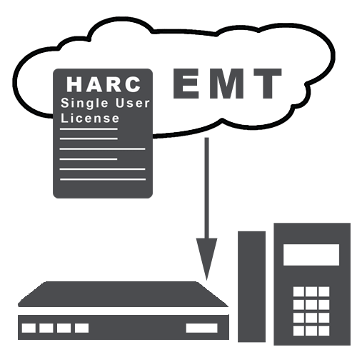 E-Metrotel EMT Extensions for High Availability
