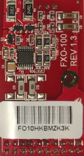 E-Metrotel Galaxy MINI Integrated FXO Module – 1 Port