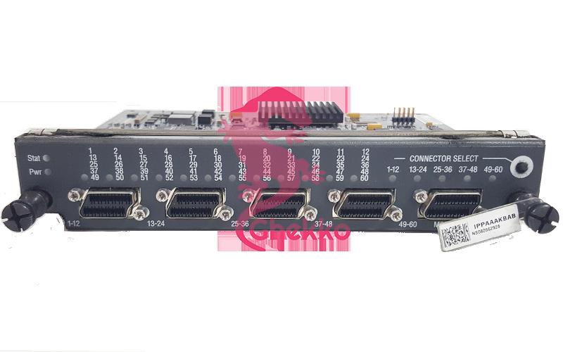 Ghekko provide Alcatel-Lucent 3HE00021AA Module