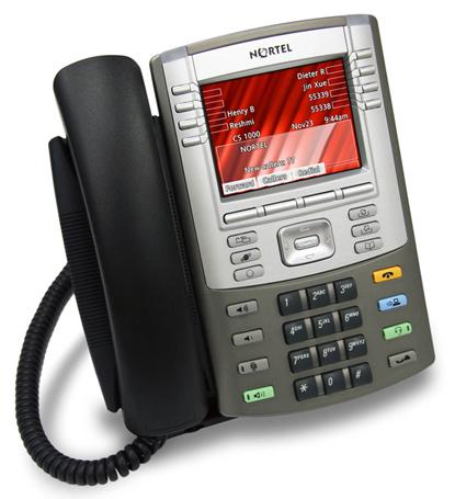 Nortel 1165E IP Phone (NTYS07AAE6)
