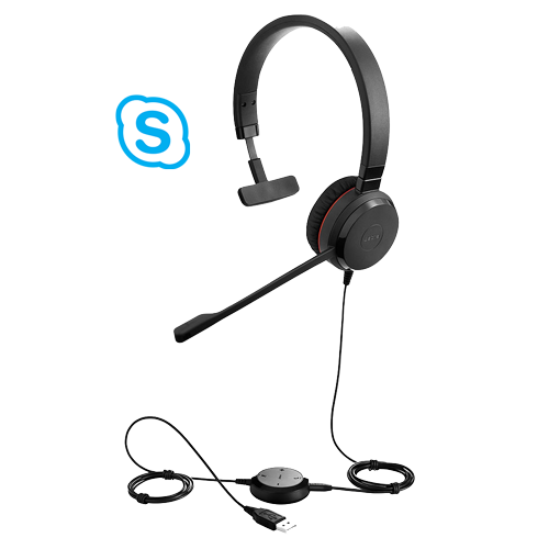 Jabra Evolve 30 Ms Mono Headset 5393 823 309 Ghekko