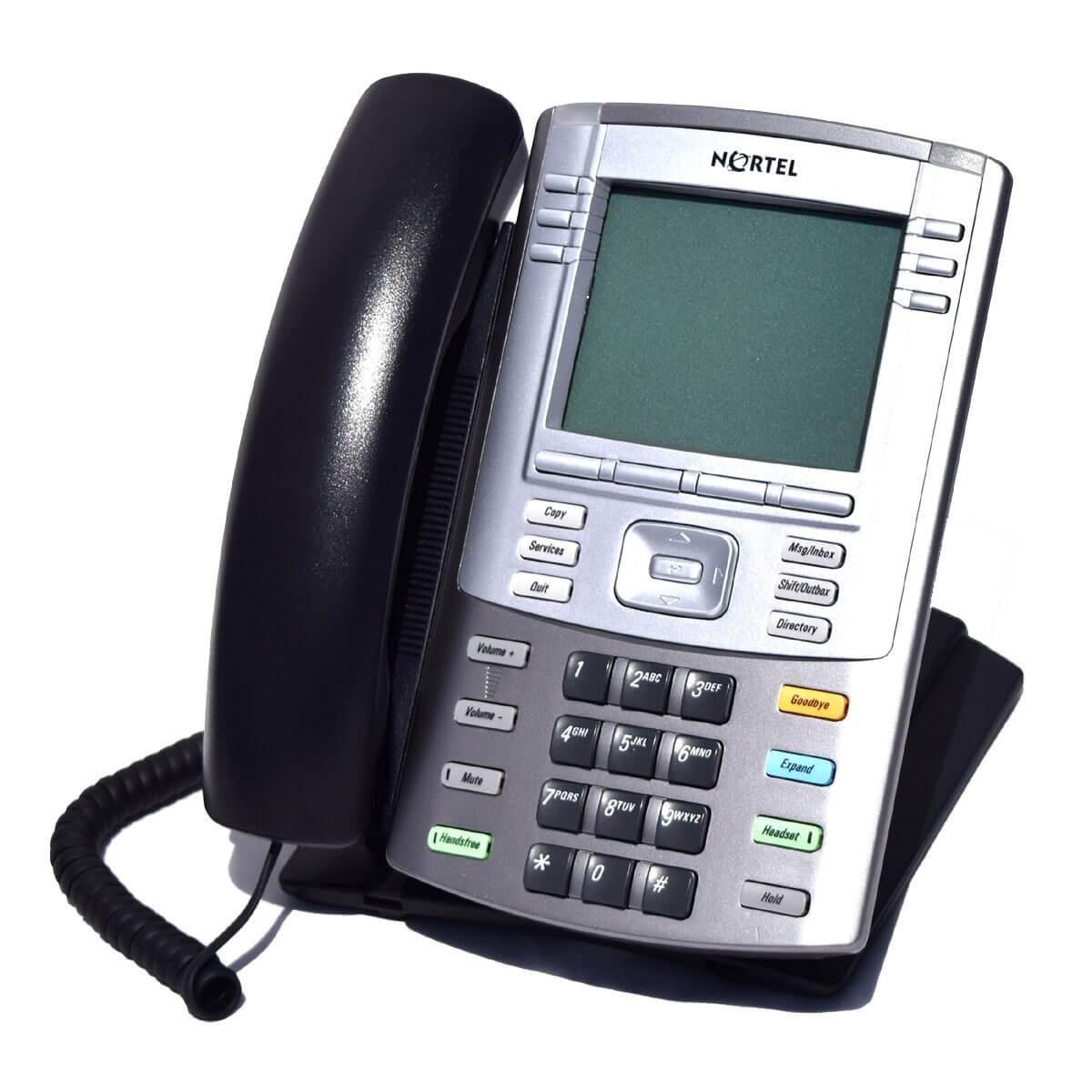 Nortel 1140E IP Telephone (NTYS05AAE6)
