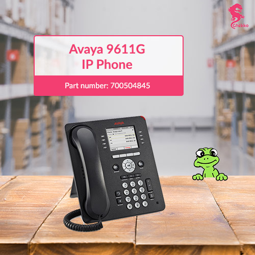 Avaya 9611G IP Phone (700504845)