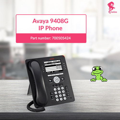 700505424 avaya supplier