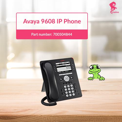 Avaya 9608 Global IP Phone (700504844)