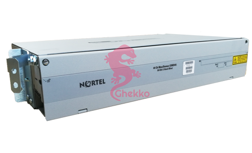 Nortel NTT862BAE5 50GHZ MUX/DEMUX 44CH C-BAND BLUE