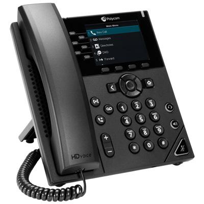 Polycom VVX 350 (2200-48830-025) - Ghekko